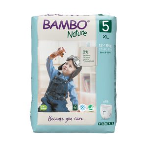 bambo natural eco friendly gacice size 5