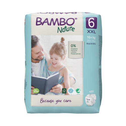 bambo nature eco friendly - size-6