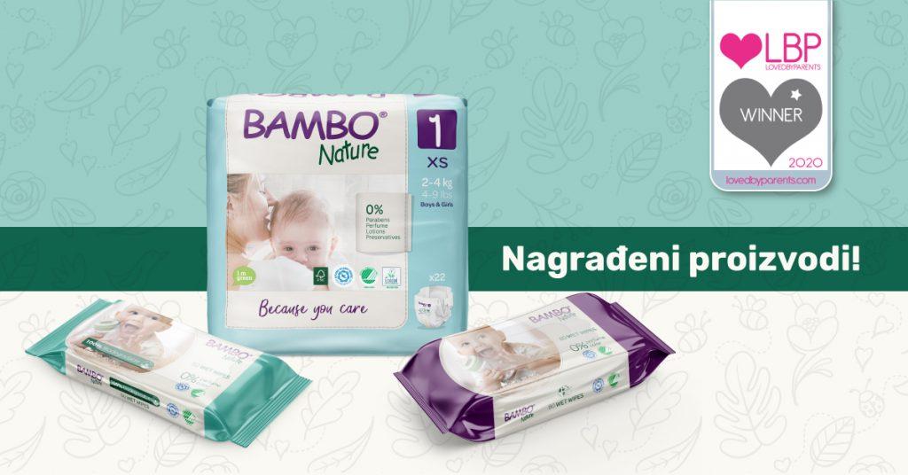 Bambo Nature LBP nagrada